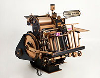 Heidelberg letterpress_made with paper