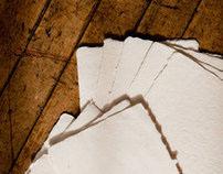 Handmade Abaca Paper