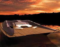 ARK Solar Yacht