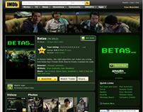 Betas Enhanced Title Page for IMDb