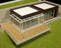 """1.002 - """"Garden Pavilion"""""""