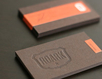 Roark Design Co. - Business Cards and Branding
