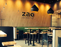 Client: ZAO Asian Cafe