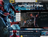 The Amazing Spider-Man Customized Title Page, Billboard