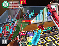 McDonald's® 2013 Coca-Cola® Glass AR Adventures