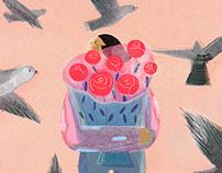 为你种一片玫瑰花 Roses for you