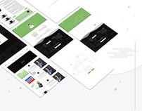 Website Edliber UI UX