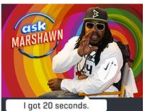 Ask Marshawn