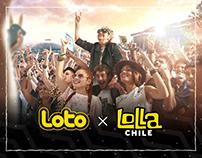 Loto x Lolla 2020