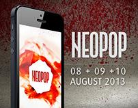 NEOPOP Festival App