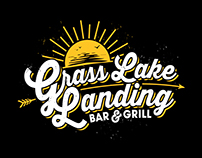 "Grass Lake Landing ""Bar & Grill"""