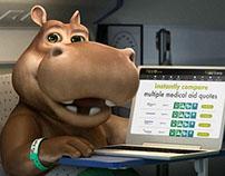 Hippo - Hospital