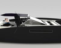 A50 open catamaran concept