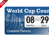 Worldcup Countdown Clock