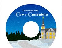 Coro Cantabile CD Design