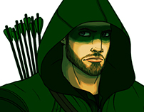 Arrow (TV Show) Poster