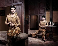 "Traditional Of Clothes ""Kebaya"""