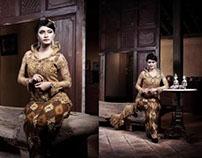 """Traditional Of Clothes """"Kebaya"""""""