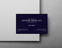 Joseph Medcalf Funeral Services rebrand