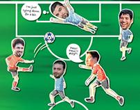 JWT - FOOTBALL TEAM