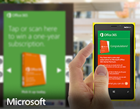Microsoft - Office 365 Consumer Promotion