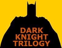 Dark Knight - Minimalistic Posters
