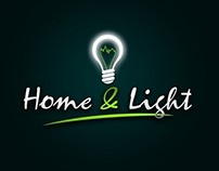 Home & Light / Logo