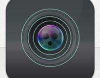 Rastgele,  iPhone app