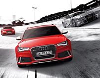 The Audi RS Models. Born On The Track.
