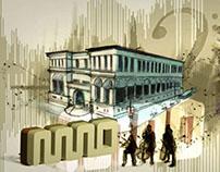 New Millenium Orchestra Illustration