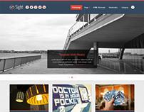 Sight, WordPress Responsive Infinite Blog Theme