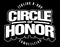 CIRCLE OF HONOR - Italian B-boy Competition (2013-2015)