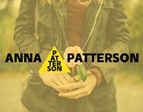 Anna Patterson: Branding Concept