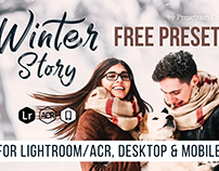 Winter Story - Free Preset