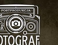 Fotograf Logo | Typography