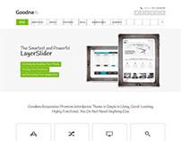 Goodnex, WordPress Premium Responsive Theme