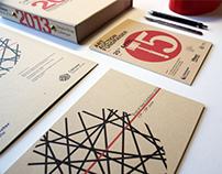 Colchester School of Art Catalogue Mock up/concept