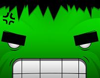 Hulk Branding Design