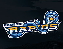Branding Sunshine Coast Rapids