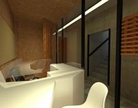 Flux Graphic Design Office Design Project