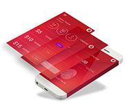 Vodafone Design Concept