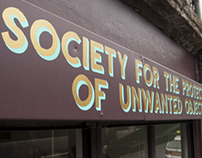 Society for the Protection of Unwanted Objects