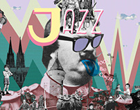 ›Six, Alps & Jazz‹ Poster | Art Direction / Design