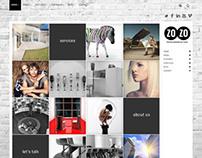 ZOZO, WordPress Responsive Multi-Business Theme