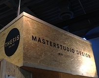 Exhibition Concept Masterstudio Design Basel
