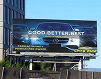 Billboard Ad Design