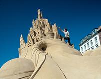 Copenhagen Sand Festival 2013
