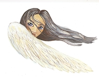 Mujer viento