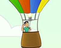 Balloon Scene