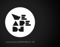 Identity development for We are DJ | 2011